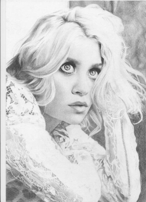 Ashley Olsen par 1994